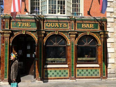 The Qyay's Bar, Dublin