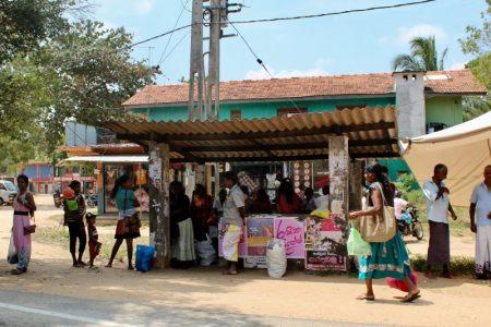 Tissamaharama village center