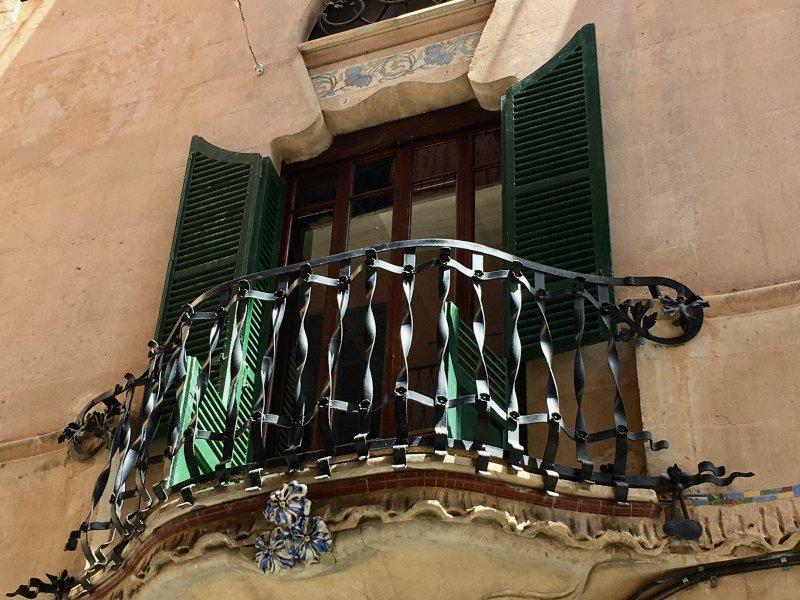 Balcony in Palma de Mallorca