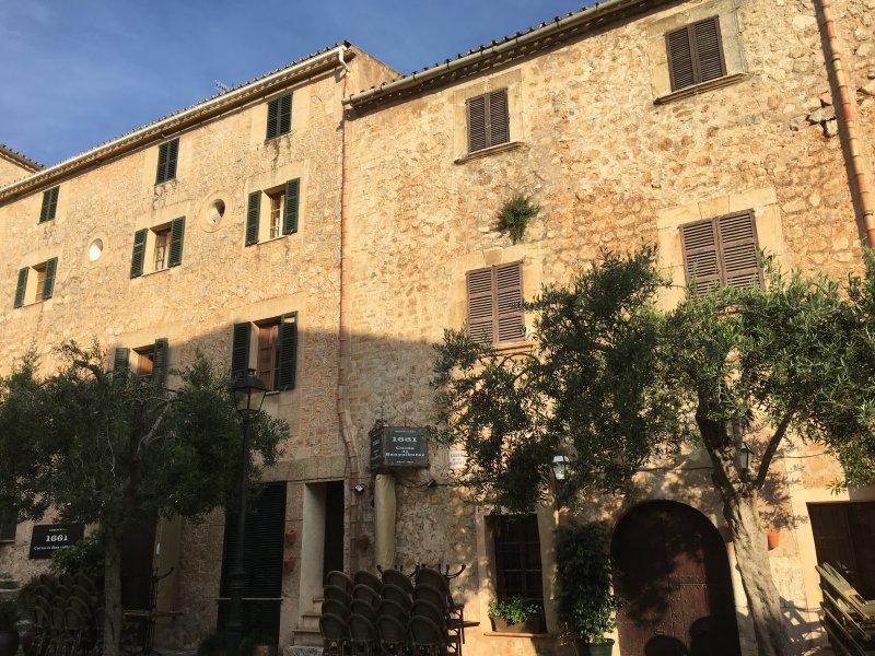 Dry-stone buildings of Banyalbufar, Mallorca