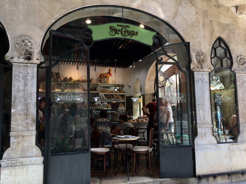 Can Forteza Rey cafe,Palma de Mallorca