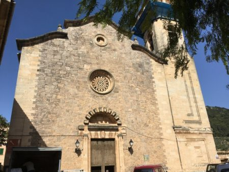 Church in Valldemossa, Mallorca