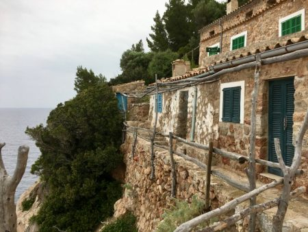 Fishing huts of S'Estaca, Mallorca