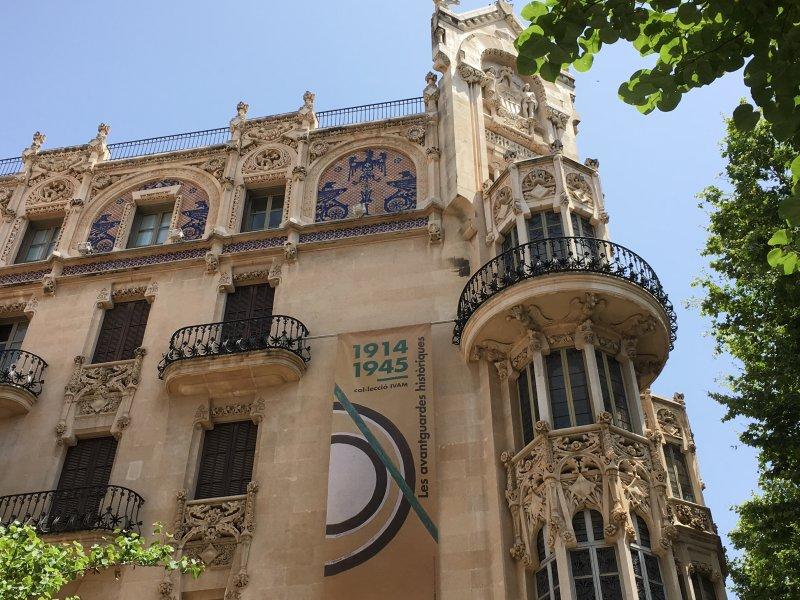 Fundacio La Caixa, Avinguda Jaime III