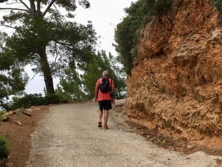 Hike to S'Estaca, Mallorca