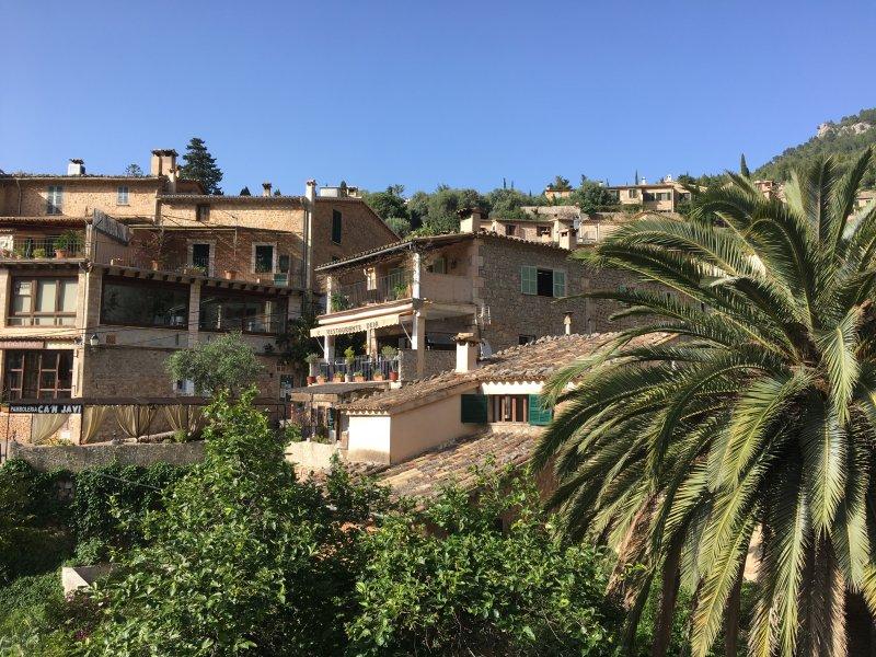 Houses of Deia, Serra de Tramuntana