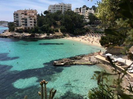 Illetas beach, Mallorca