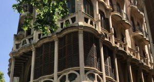 Modernisme building, Palma de Mallorca