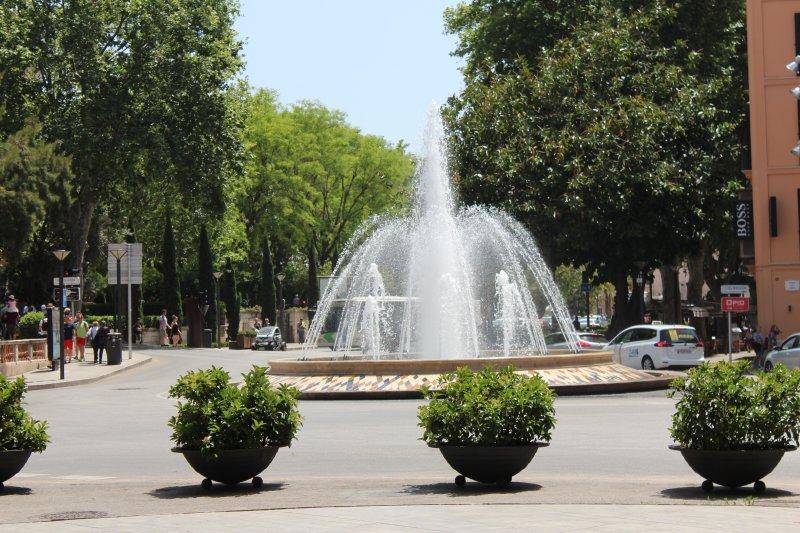 Placa de la Reina, Palma de Mallorca