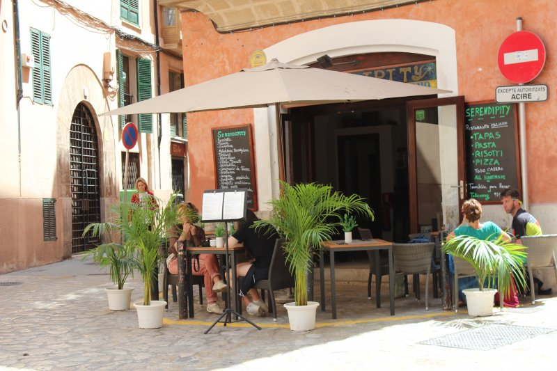 Serendipity, Palma de Mallorca