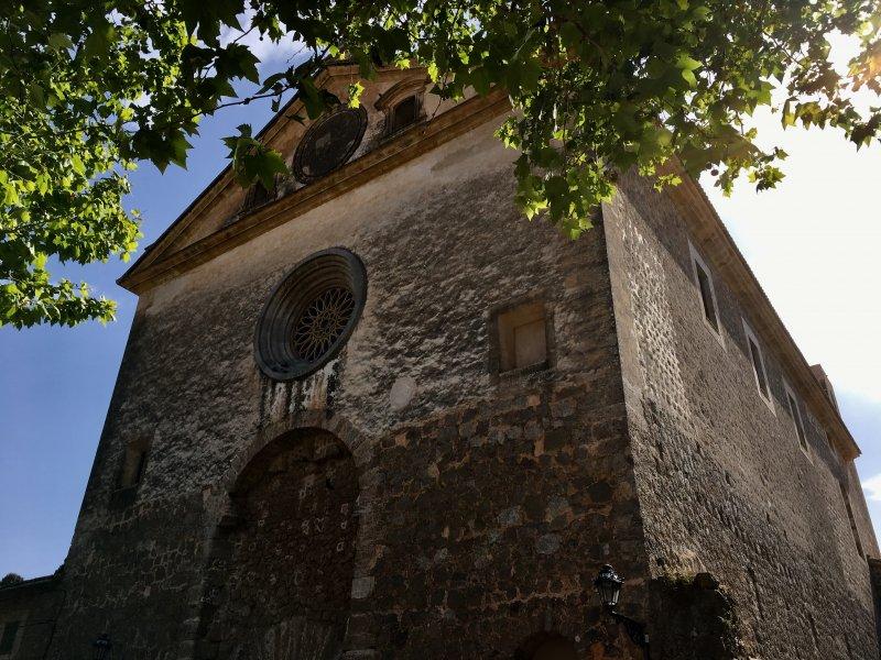 Iglesia de la Cartuja, Valldemossa