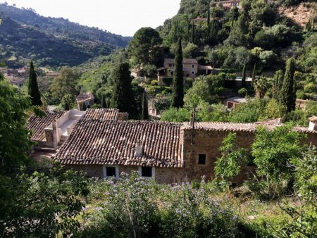 View of Deia, Mallorca