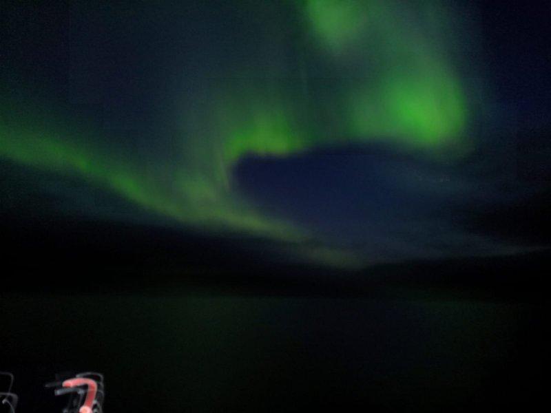 Autumn trip to Lapland: Auroras