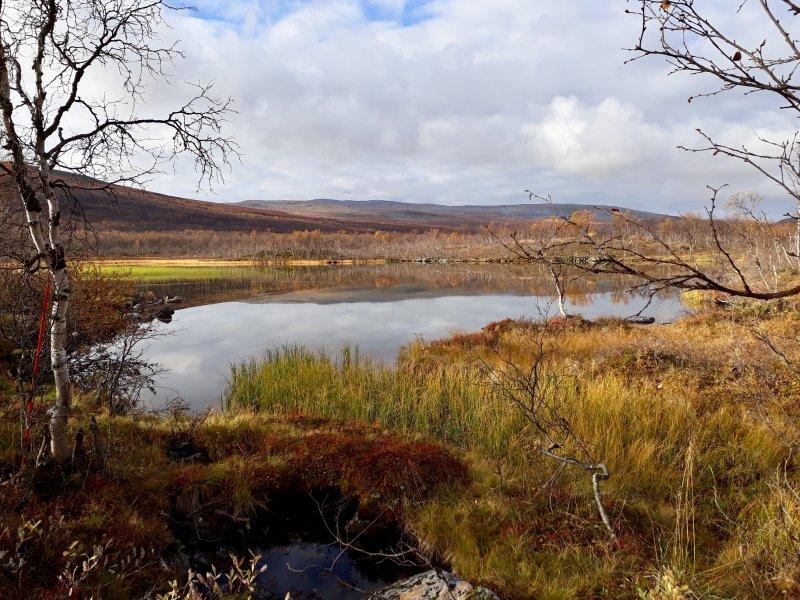 Another Enontekiö lake