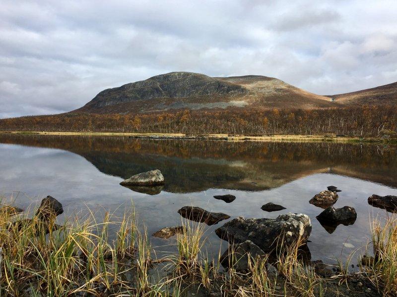 Lapland autumn