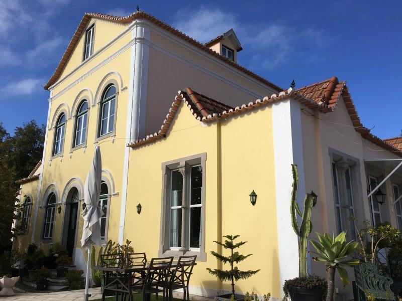 Hotel Nova Sintra, Portugal
