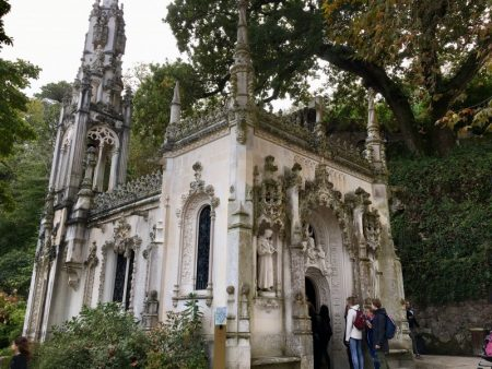 Palace church of Quinta da Regaleira, Sintra
