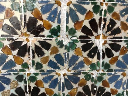 Sintra National Palace tiles