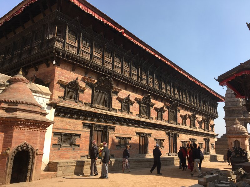 Bhaktapur Durbar Square and Royal Palace
