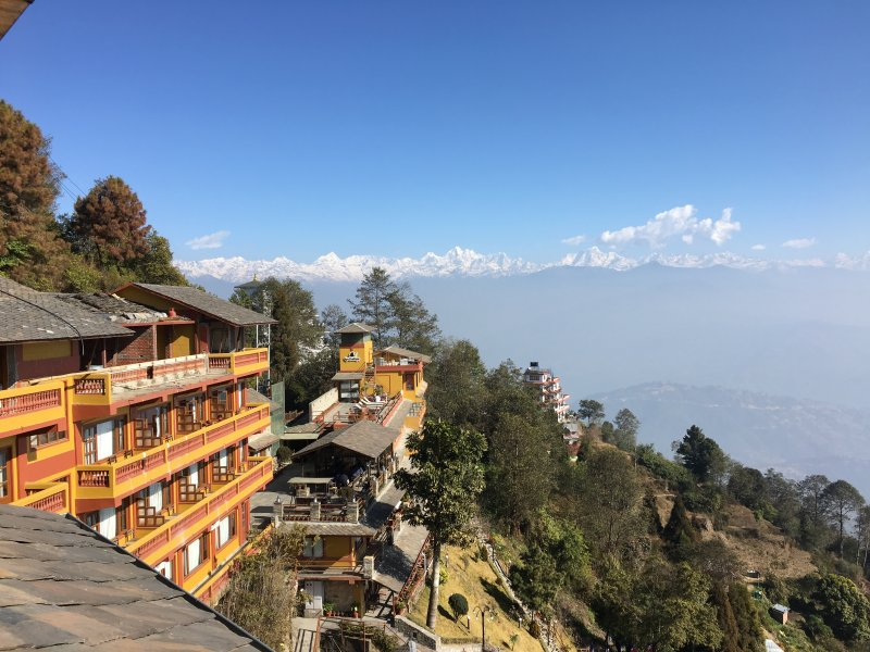 Hotel Country Villa Nagarkot