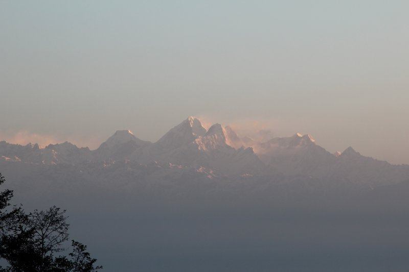 Nagarkot morning