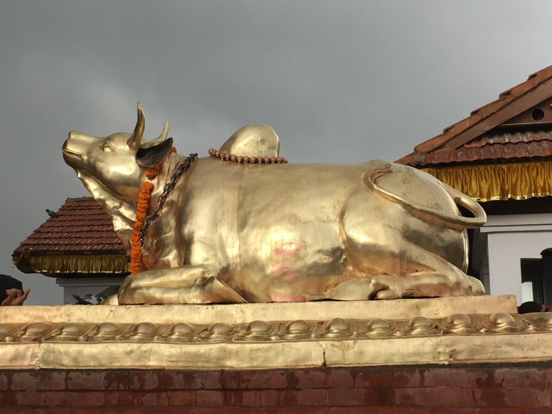 Bhaleshwor Mahadev, Chandragiri Hill