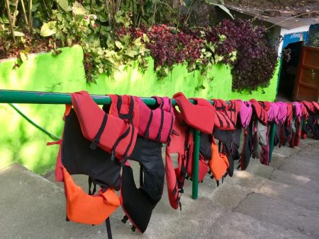 Life vests for boaters
