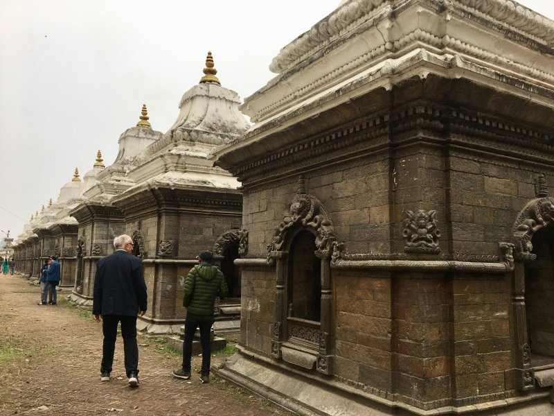 Pashupatinath temple guided tour