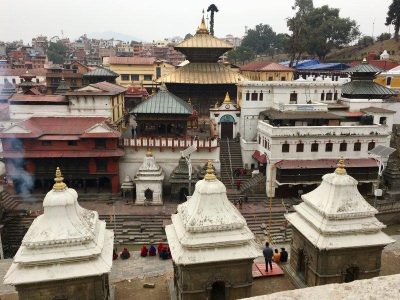 Temples around Kathmandu: Pashupatinath