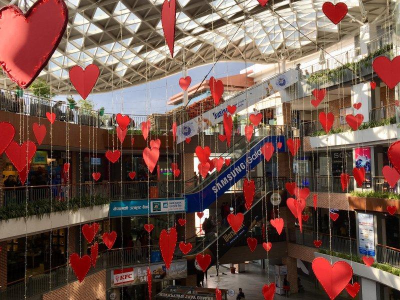Patan shopping mall