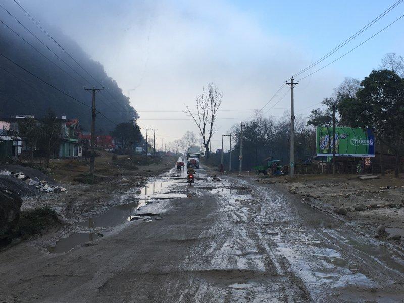 Pokhara to Kathmandu: what will this be?