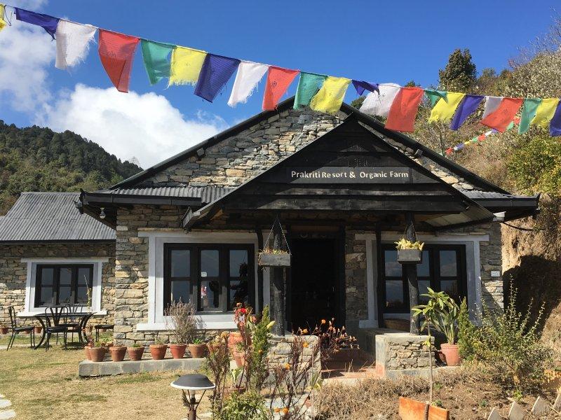 Prakriti Resort, Shivapuri Nagarjun National Park