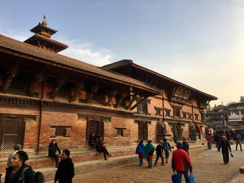 Royal Palace, Patan Durbar Square