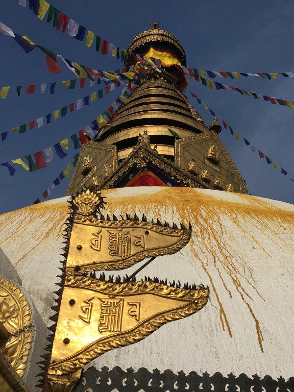 Swayambbunath, Kathmandu