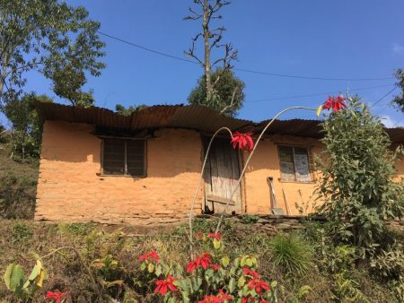 Village life from World Peace Stupa to Pokhara