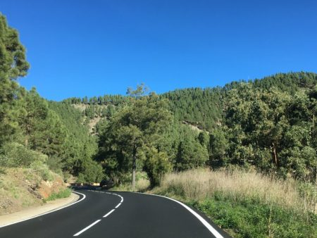 From Santiago del Teide to Tenerife Norte