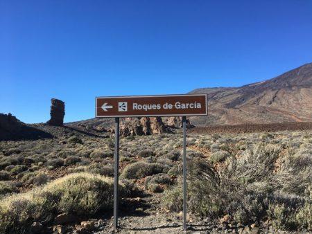 Hiking the Roques de Garcia trail, Mount Teide