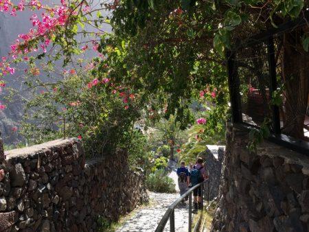 Hiking to Masca village, Tenerife