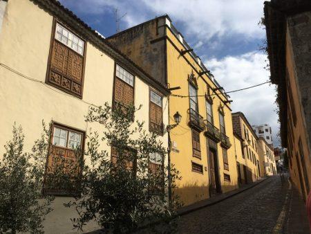 Icod de los Vinos road to la Orotava