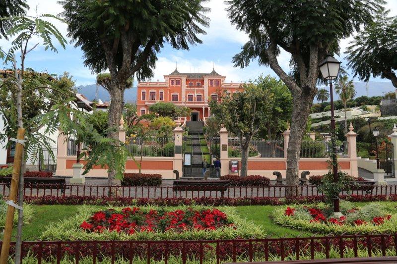 Park in La Orotava