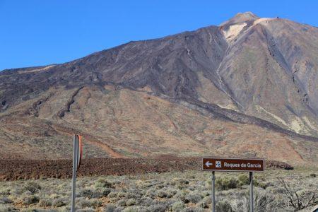 Mount Teide and Roques de Garcia hike