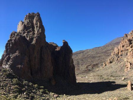 Roques de Garcia, La Catedral rocks