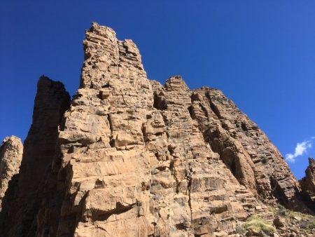 Roques de Garcia rocks, Mount Teide National Park