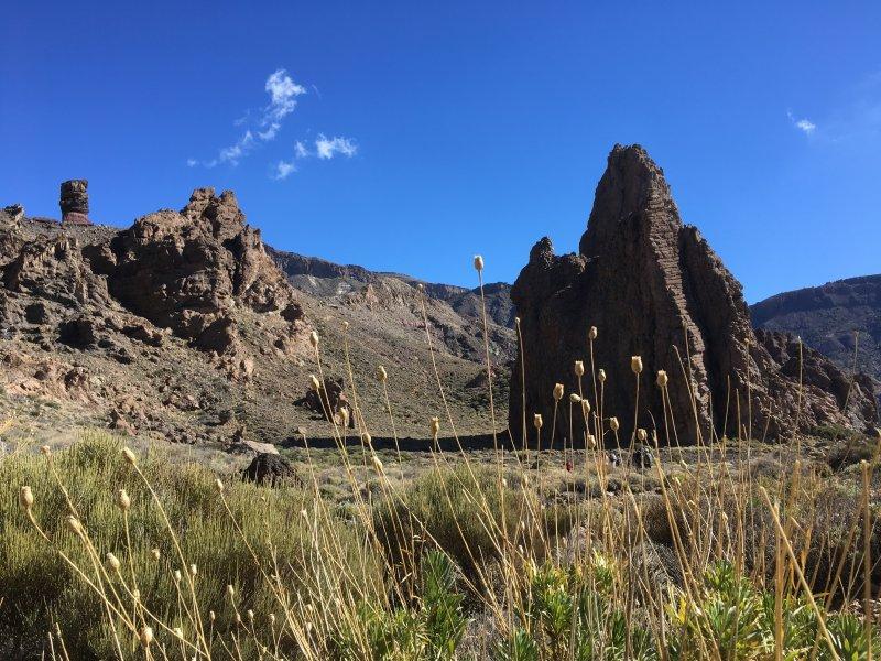 View from Sendero 3, Roques de Garcia