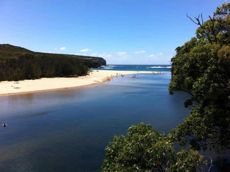 Wattamolla Lagoon, New South Wales South Coast