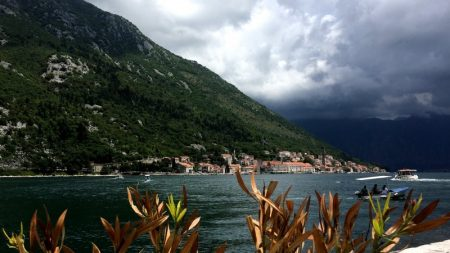 Bay of Kotor and Perast