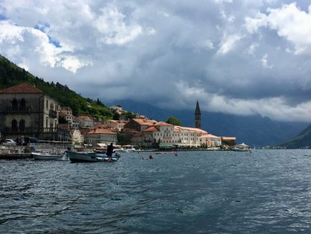 Boat trip Perast to Our Lady of the Rock island