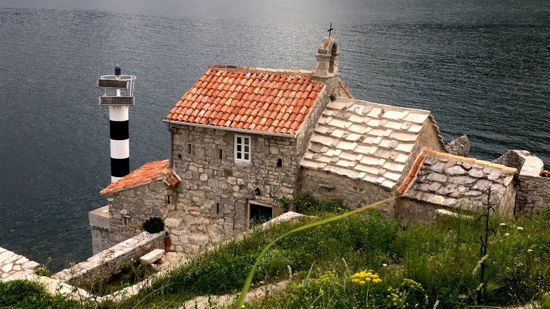 Gospa od Andela, Bay of Kotor