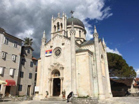 Herzeg Novi cathedral