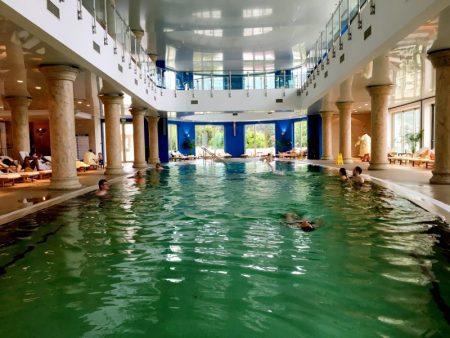 Hotel Splendid indoor pool